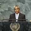 Foreign Minister Zacarias Albano da Costa of Timor-Leste