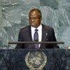 Foreign Minister Ojo Maduekwe of Nigeria