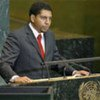 Amb. Camillo Gonsalves, Chairman of the Delegation of Saint Vincent and the Grenadines