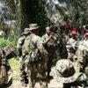 Forces armées guinéennes.