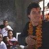 布鲁姆访问尼泊尔