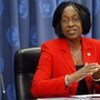 Rachel Mayanja, Special Adviser of the Secretary-General on Gender Issues and Advancement of Women