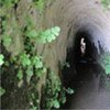 Un aqueduc souterrain dans le nord de l'Iraq.