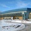 Ice palace of Khanty-Mansiysk
