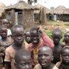 Des enfants dans le nord de l'Ouganda.
