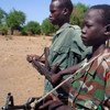 Child soldiers (file photo).