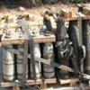 Bombas de racimo. Foto: Human Rights Watch