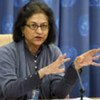 Asma Jahangir, UN Special Rapporteur on Freedom of Religion or Belief