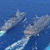联黎部队舰船