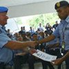 UNMIT empowers local police force in, Dili, East Timor [File Photo]