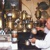 محل لبيع الشاي في بغداد
