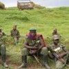 Des troupes de l'armée congolaise dans l'est de la RDC.