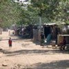 Lao Hmong were previously housed  in this camp in Thailand
