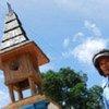 Un officier de la police du Timor-Leste.