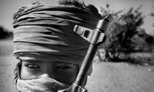 Child Soldier - (File Photo)