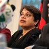 Special Representative for Children and Armed Conflict, Radhika Coomaraswamy, in Kabul