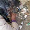 Un consommateur de drogue à Kaboul.
