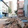 Terremoto en Chile en 2010  Foto archivo