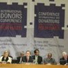 Opening session of the International Donors' Conference for Haiti