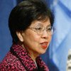 Margaret Chan, Director-General of the World Health Organization