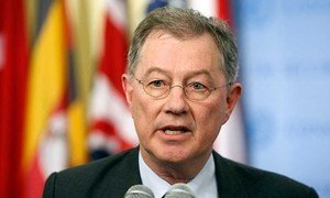 Robert Serry, Special Coordinator for the Middle East Peace Process. UN/P. Filgueiras