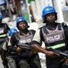 Des femmes policiers servant au sein de l'opération de l'ONU en Haïti.