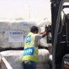 难民署援助物资