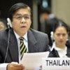 Amb. Sihasak Phuangketkeow of Thailand, president of the 47-member body