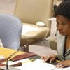 Deputy Secretary-General Asha-Rose Migiro addresses Security Council