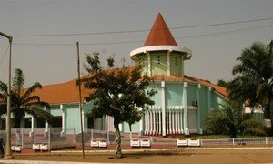 The residence of the Prime Minister in Bissau.