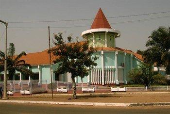 La résidence du Premier ministre à Bissau. Le Secrétaire général de l'ONU, António Guterres, s'est félicité mardi de la nomination d'Aristides Gomes au poste de Premier ministre de la Guinée-Bissau.