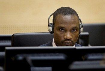 Germain Katanga a comparu pour la première fois au CPI le 22 octobre 2007.