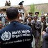 WHO mission to remote village in Afghanistan