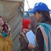 Health assessment being conducted in flood-affected Pakistan