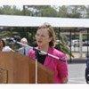La Représentante spéciale Lisa Buttenheim.