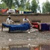 Millions have now been driven from their homes by the floods in Pakistan.