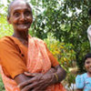 Sri Lankan returnees back home  in Trincomalee, east Sri Lanka