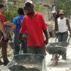 Haitians participate in cash-for-work scheme in Canape Vert's communities