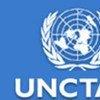 شعار مؤتمر الأمم المتحدة للتجارة والتنمية (الأونكتاد).