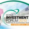 The World Investment Forum (WIF) in Xiamen, China from 6-9 September 2010