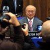 Le Directeur général de l'AIEA, Yukiya Amano.