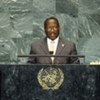 Nicholas Joseph Orville Liverpool, President of Dominica, Addresses General Assembly