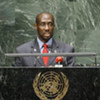 Sam Condor, Deputy Prime Minister of Saint Kitts and Nevis