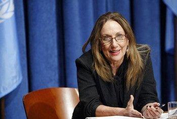 UNDP Associate Administrator Rebeca Grynspan.