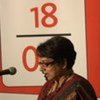 Special Representative of the Secretary-General on Children and Armed Conflict Radhika Coomaraswamy
