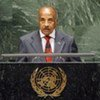 Osman Mohammed Saleh, Minister for Foreign Affairs of Eritrea, addresses the general debate of the sixty-fifth session of the General Assembly.
