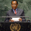 Micha Ondo Bile, Minister for Foreign Affairs and International Cooperation of Equatorial Guinea, addresses the general debate of the sixty-fifth session of the General Assembly.