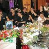 Iraqi Christians mourn those killed at Our Lady of Salvation church in Baghdad