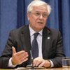 Le directeur exécutif d'ONU-Habitat, Joan Clos.