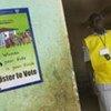 A Referendum registration centre opens at a Khartoum IDP Camp in Sudan